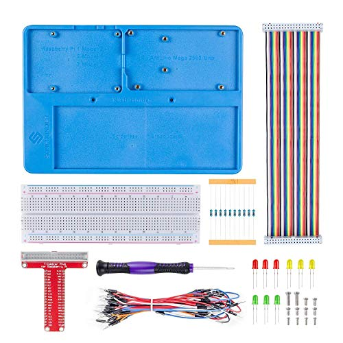 15ae352ae085 SunFounder Breadboard Kit RAB Holder