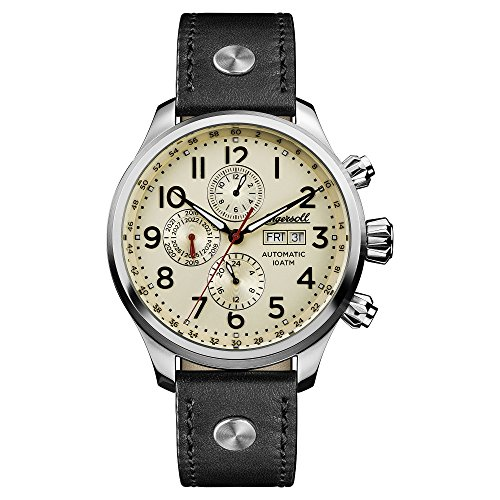 Ingersoll Herren The Delta Automatic Armbanduhr I02301