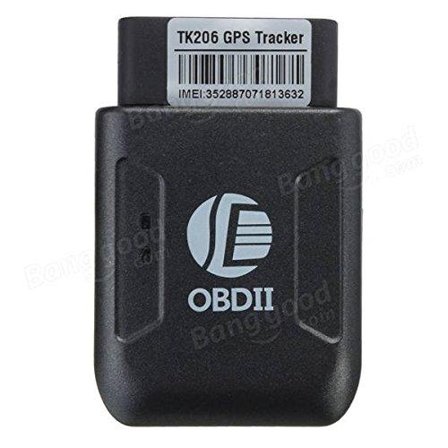 Generic Car Truck Vehicle GPS Realtime Tracker Mini Tracking Device OBD II GSM GPRS