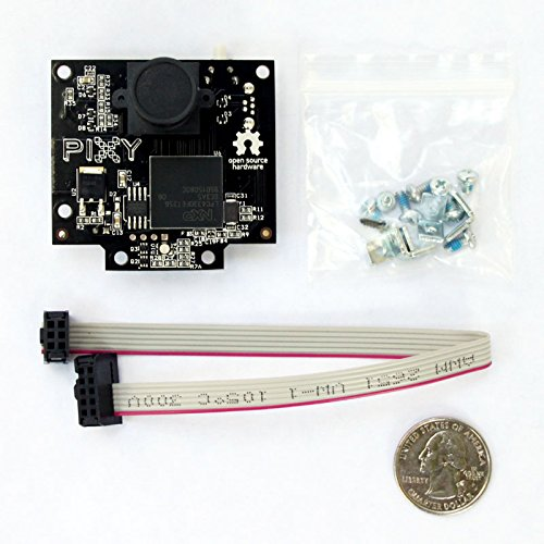 51o6qV6BUfL - Cámara de Seguimiento de Objeto para Arduino, Raspberry Pi, Beaglebone Negra. Pixy (CMUcam5). Sensor Visual Inteligente.