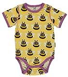 Maxomorra Baby Body Kurz Bumblebee 86/92
