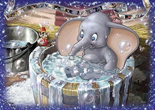 Ravensburger Italy Puzzle Dumbo Collezione Disney, Multicolore, 1000 Pezzi 19676