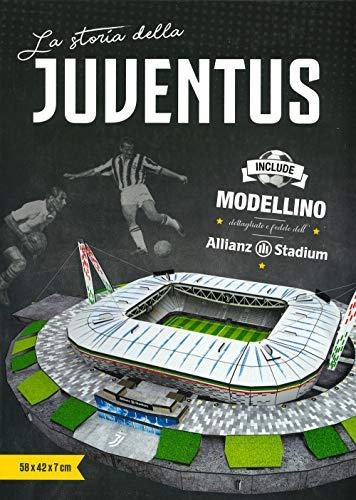 La storia della Juventus. Ediz. a colori. Con gadget