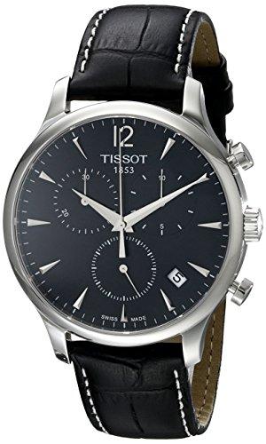 Tissot Herren-Armbanduhr Tradition T0636171603700