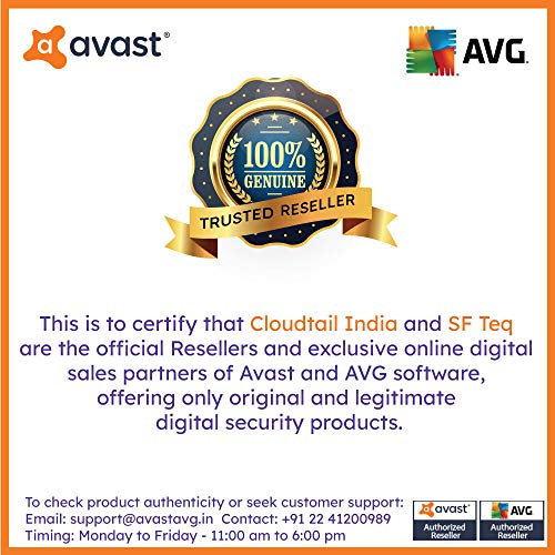 Avast SecureLine VPN (5 Multi-Devices   1 Year) (Email Delivery in 2 hours- No CD)
