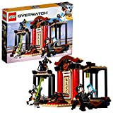 LEGO - Overwatch - Hanzo contre Genji - Jeu de construction - 75971