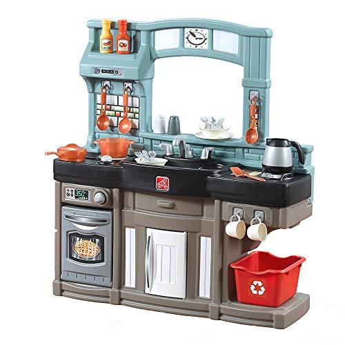 Step 2 - Best Chefs, Cucina Giocattolo con Set di Accessori