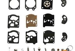 HURI Carburateur Reparation Kit Joint Membrane Pour Walbro K10-WAT WA & WT Séries Stihl Husqvarna Poulan McCulloch Echo Achat