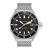 Spinnaker Dumas - Men's Automatic Watch - 44 mm - Case - Silver Steel Strap - SP-5081-11