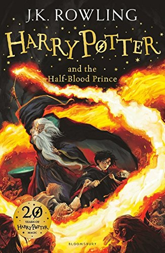 Harry Potter and the Half Blood Prince 2  Harry Potter and the Half Blood Prince 51oXKuSDnQL