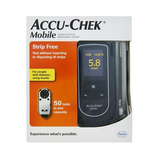 Accu-Chek misuratore di glicemia mobile