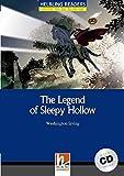 The legend of Sleepy Hollow. Livello 4 (A2-B1). Con CD Audio [Lingua inglese]