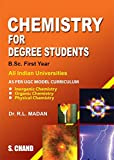 Chemistry for Degree Students (First Year)