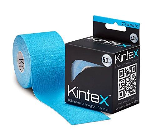 Kintex Kinesiologie Tape Classic Blau 5cm x 5m