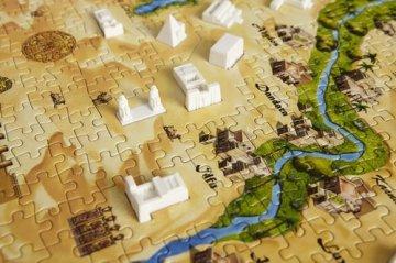 Eleven Force - Puzzle 4D civilizaciones Antiguas, diseño Egipto (10008) 7