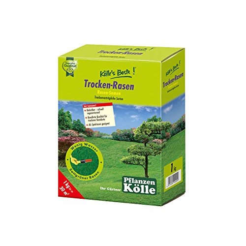 Kölle\'s Beste Trocken-Rasen 1 kg