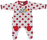 Tour de France tdf-sb-3077PS Romper Baby Boys 0-24m, Sweet Pea, FR: 12(Manufacturer Size: 12M)