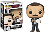 Funko Figurine Vinyl Pop!SDCC Stranger Things Mr.Clarke