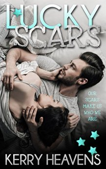 Lucky Scars by [Heavens, Kerry]