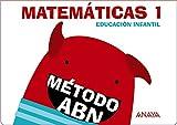 Matemáticas ABN 1. (Cuadernos 1 y 2) (Método ABN) - 9788467832389