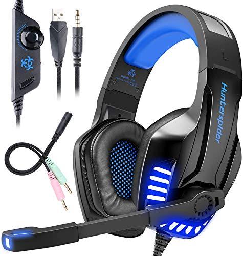 Teclados Gaming, TedGem Teclado Gaming, Teclado USB, Teclado Gaming PS4 LED...