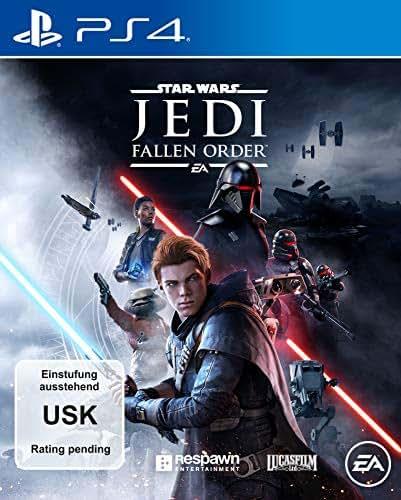 Star Wars Jedi: Fallen Order - Standard  Edition - [PlayStation 4]