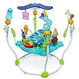 Disney Baby, Saltador y Centro de actividades Buscando a Nemo con más de 13 juguetes, luz y...