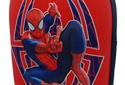 *Spiderman Sac à dos enfants, Red (Rouge) – SPID001208 Offre de prix