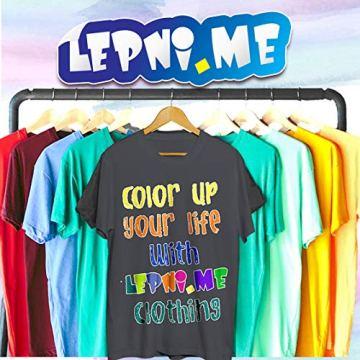lepni.me Camisetas Hombre El Amor GANA, el Orgullo, el corazón del Arco Iris - Día de San Valentín 6