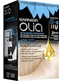 Garnier Olia Decolorante Permanente Sin Amoniaco con Aceites Florales de Origen Natural, Decolorante...