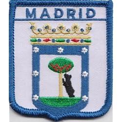 Madrid de la bandera de España parche escudo del Real Mallorca