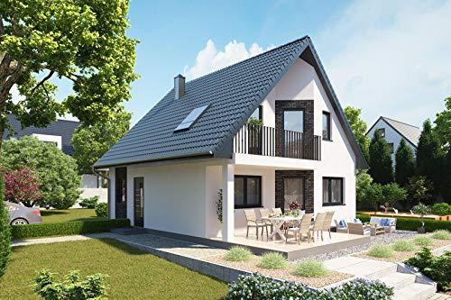 VENERA Hausbausatz Einfamilienhaus Perle
