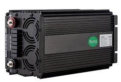convertisseur onde sinus modifiée 12v 220v onduleur 2000 4000w LCD transformateur de tension Offre de prix