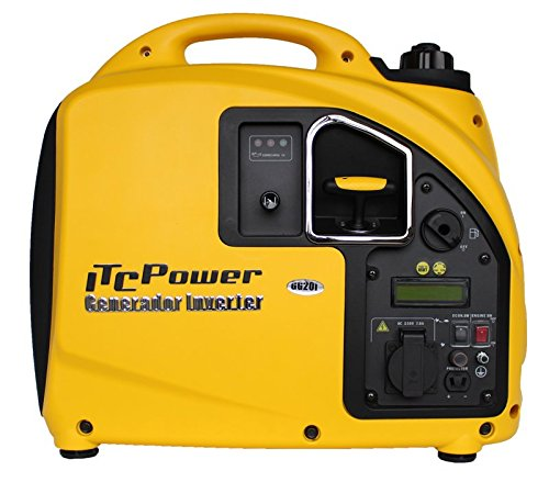 ITCPower, GG20i, Generador Inverter gasolina