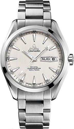 Omega Aqua Terra Herren Armbanduhr 231.10.43.22.02.001