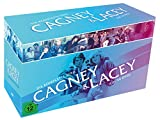 Cagney & Lacey - Die komplette Serie (34 Discs)