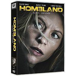 Homeland - Temporada 5 [DVD]