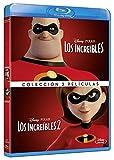 Pack Los Increibles 1+2 [Blu-ray]