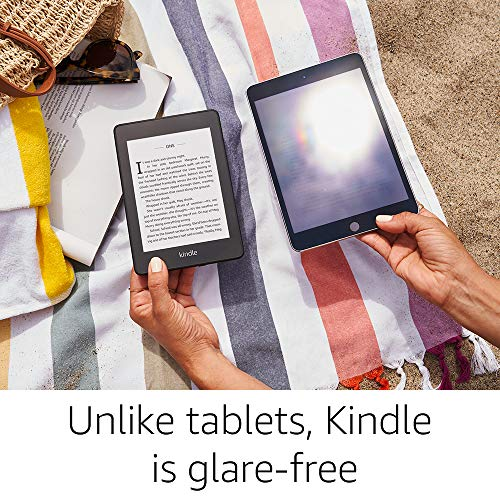 """All-New Kindle Paperwhite 4G LTE (10th gen) - 6"""" High Resolution Display with Built-in Light, 32GB, Waterproof, WiFi + Free 4G LTE 8"""