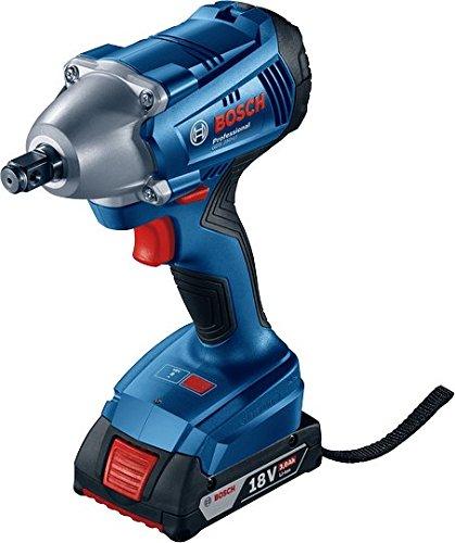 Bosch GDS 250 Li Cordless Impact Wrench (Blue)