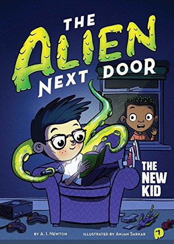 The Alien Next Door 1: The New Kid (English Edition)