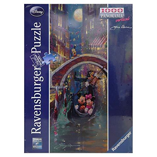Ravensburger 15055 Puzzle Romantica Serata A Venezia, 1000 Pezzi