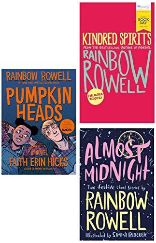 Rainbow Rowell Pack II (Set of 3 Books)