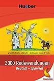 2000 Redewendungen Deutsch-Spanisch: EPUB-Download (Spanish Edition)