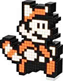 PDP Super Figurine - Pixel Pals - Raccoon Mario, 024