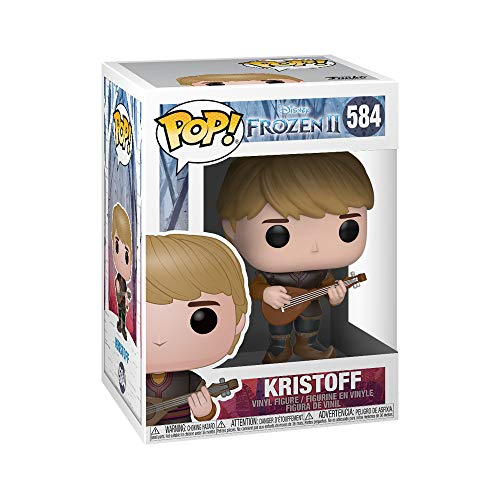 Funko- Pop Disney: Mount Rainier-Kristoff Figura Coleccionable, Multicolor (42701)