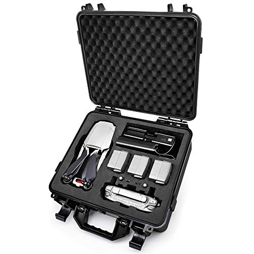 Lekufee Custodia impermeabile Custodia rigida per DJI Mavic 2 Pro/Mavic 2 Zoom/Mavic 2 Enterprise...