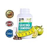 Garcinia Cambogia para ayudarte a perder peso – Complemento alimenticio quemagrasas y supresor de apetito para acompañar a una dieta saludable y a la práctica de ejercicio – 100 cápsulas
