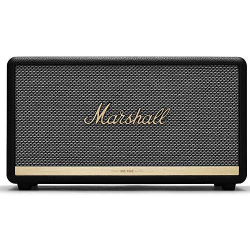 Marshall Stanmore II Wireless Bluetooth Speaker (Black)