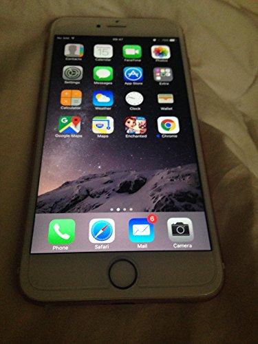 Apple iPhone 6s 64GB - Rose Gold, Sim-Free, Unlocked
